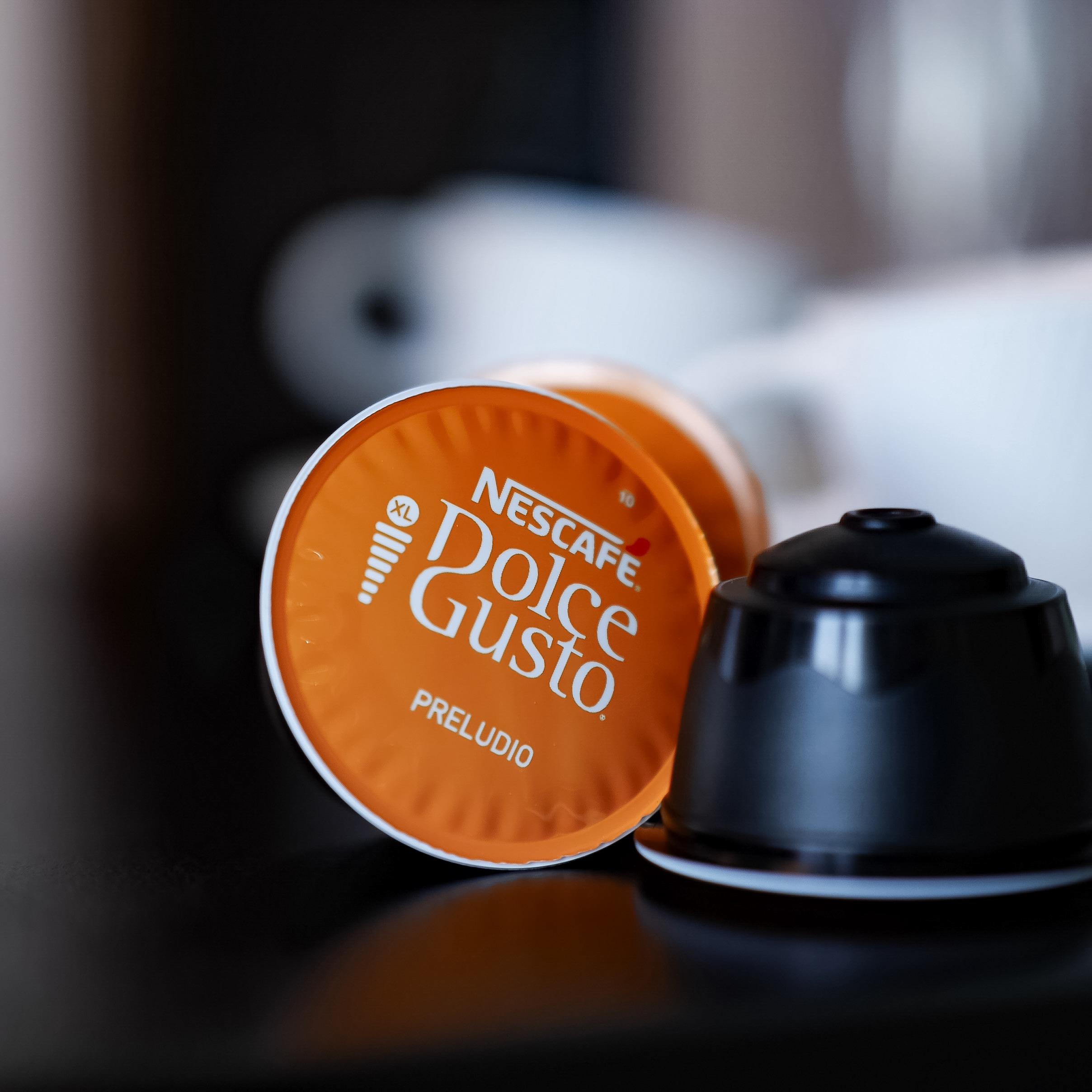 nescafé dolce gusto café