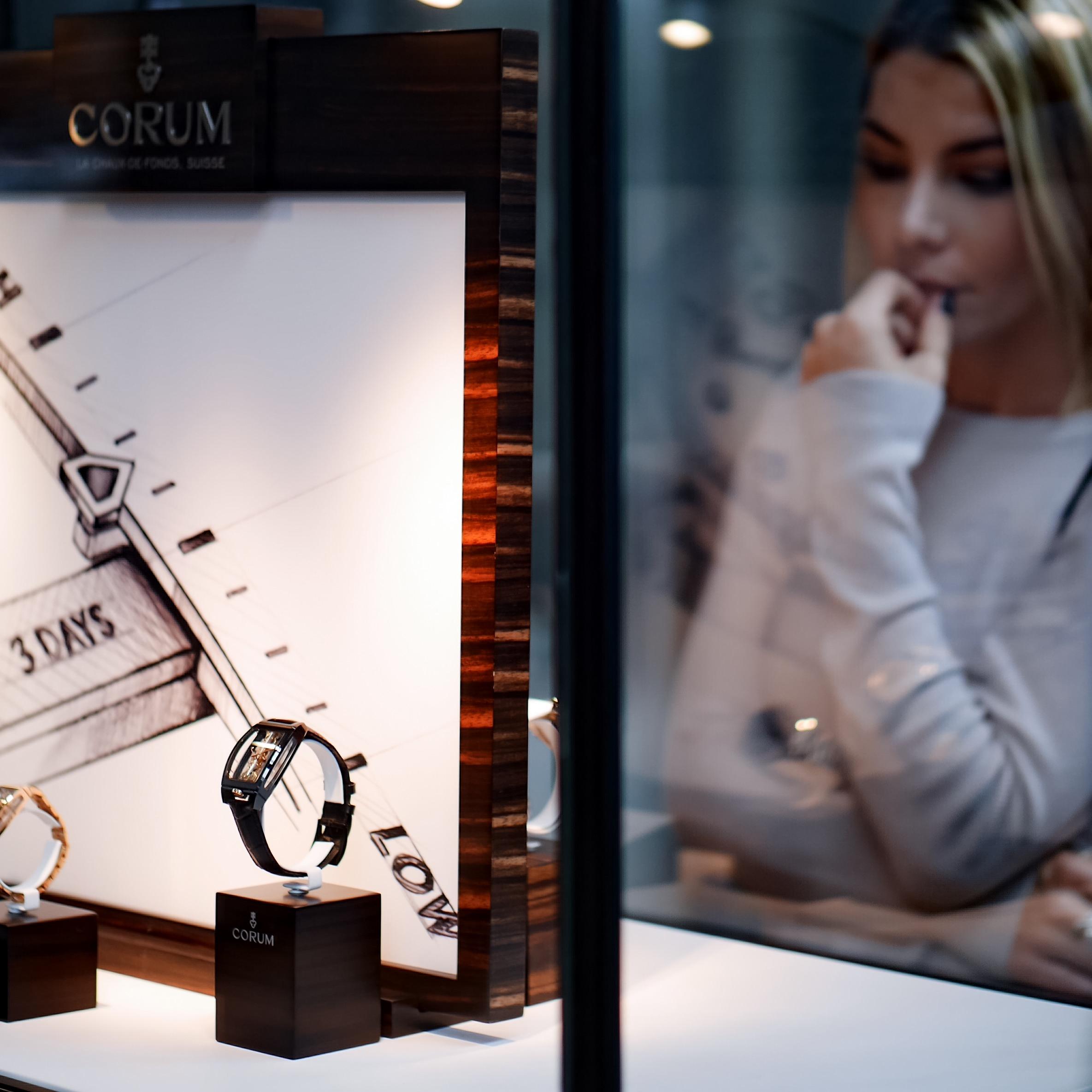 manufacture montres corum