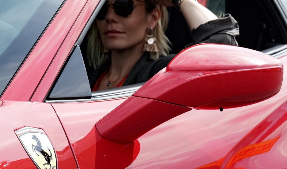 Une journée à bord d'une Ferrari 488 GTB