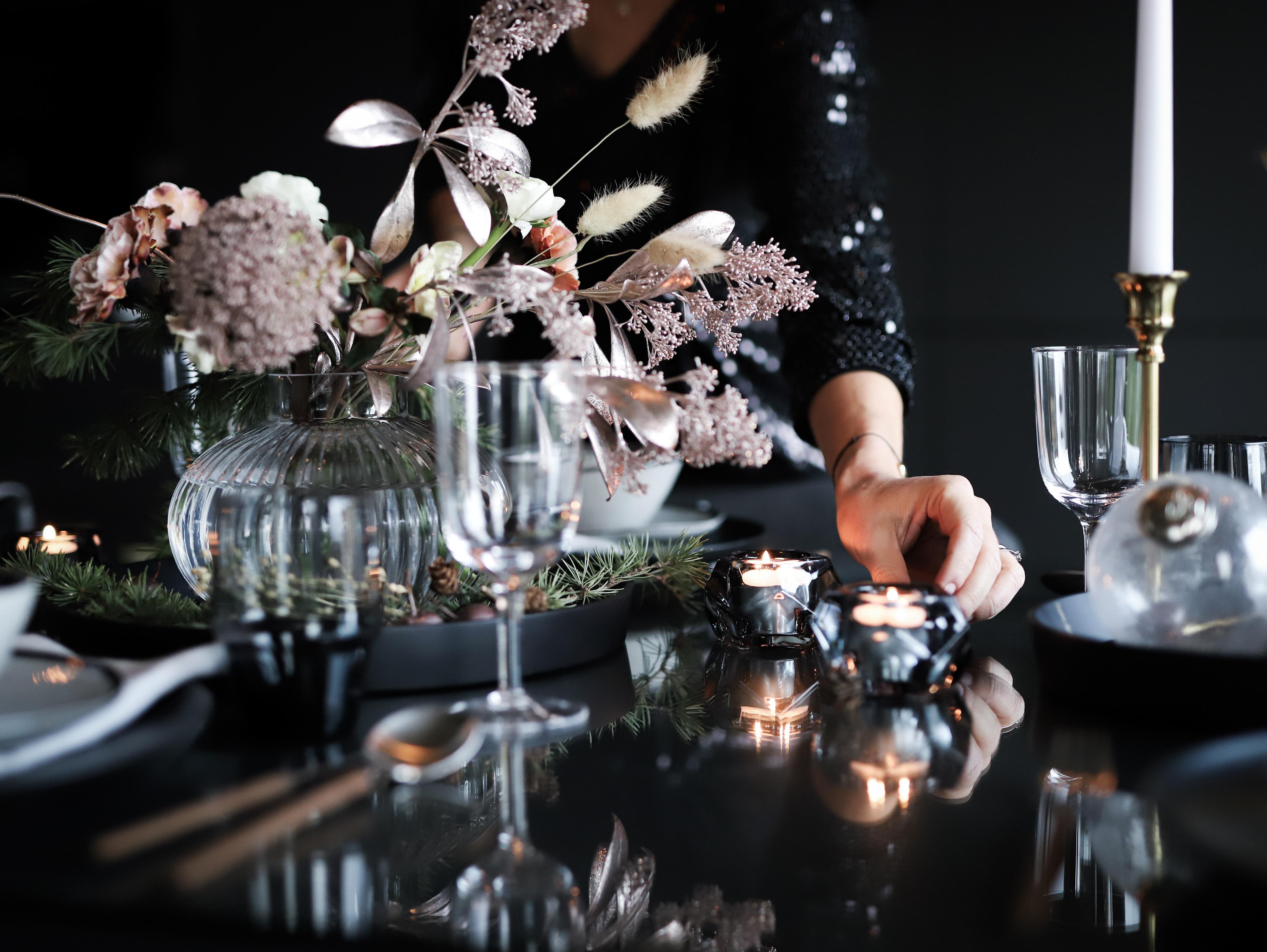 table de fêtes